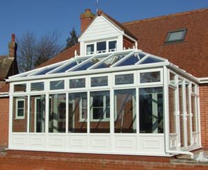 Conservatory - (from £9,900) - click to enlarge
